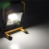 LED Fluter mit Leuchtfarbe neutral weiß für perfekte Ausleuchtung
