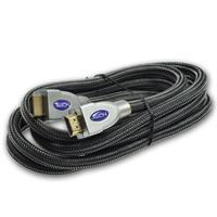 HDMI cable premium 2.0m, HDMI 2.0 / 1.4, HDCP 4K