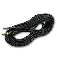 Stereo audio jack cable 5m premium 3.5mm jack