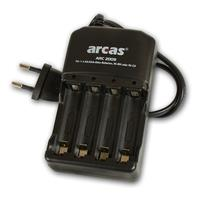 Battery Charger ARCAS ARC-2009 for 4x AA & AAA