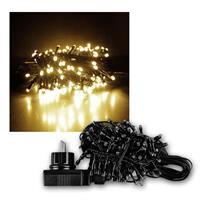 Lichterkette 144 Micro LED, IP44 für Außen & Innen