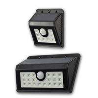 Solar wall light SWL | motion detector| daylight | 150/300lm