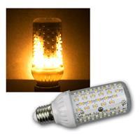 LED Flamme | Leuchtmittel E27 4W 230V 465lm klar