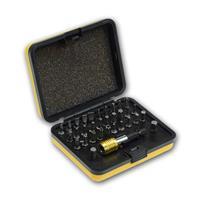 Bitsatz DiY-33 mit Schnellwechsel-Adapter 33 Teile