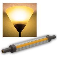 R7s Leuchtstab SLIM | 118mm | warmweiß | 360° | 10W