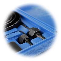 Sägekranz-Set und Adapter-Aufsätze für Bohrmaschinen