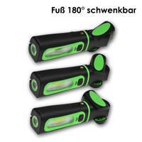 LED Lampe mit Schutzklasse IP44, Magnet und Aufhänghaken