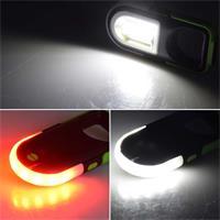 LED Leuchte mit Taschenlampe und SOS Blinklicht