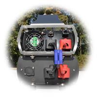 mobiler Stromversorger in modularer Bauweise