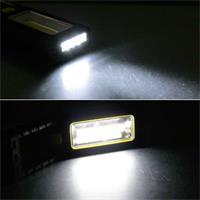 LED Leuchte mit Taschenlampenfunktion und Arbeitsleuchte