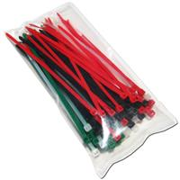 85er Pack an farbigen Kabelbindern für viele Anwendungen