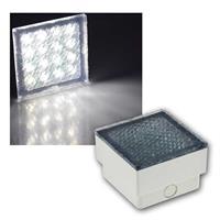 LED Pflasterstein BRIKX 10 neutralweiß 10x10x7cm