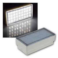 LED Pflasterstein BRIKX 20 neutralweiß 20x10x7cm