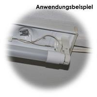 T8 LED Leuchtmittel Ø26mm ohne LED-Starter im Lieferumfang