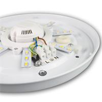 LED Wohnraumleuchte für direkten Anschluss an 230V