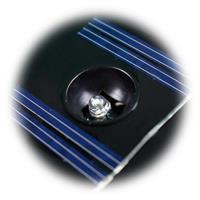 LED Bodenleuchte mit dem Maß 10x4mm (ØxL) ideal als Orientierungslicht