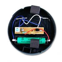Solar LED Uplight IP44 mit austauschbarem Akku Typ AAA