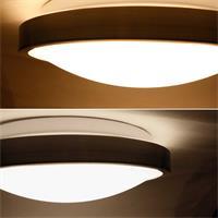 LED Deckenleuchte Acronica in warmweiß oder neutralweiß