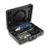 Werkzeug für jeden Hobbybastler im Koffer mit viel Zubehör