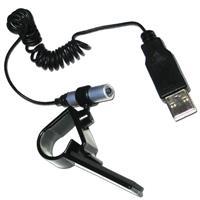 USB LED Mini Booklight / Notebooklicht im Koffer