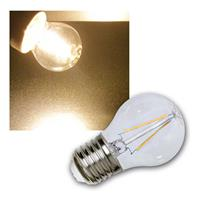 E27 Filament LED Birne warmweiß 2700K 150lm 360°