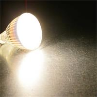 LED Spot MR11 mit  1x COB LED im Vollglasgehäuse