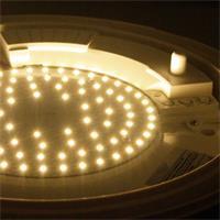 LED Leuchte mit Leuchtfarbe neutralweiß und SMD LEDs