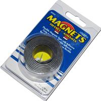 Magnetic adhesive tape 750x25x2mm