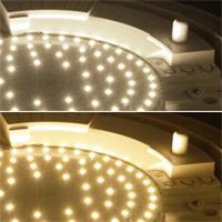 LED Deckenleuchte in warmweiß oder tageslichtweiß