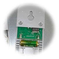 Herstellung der Funkverbindung über DIP-Schalter