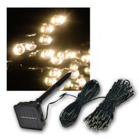 LED Solar Lichterkette CT-SK50 | 5,0m | IP44