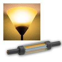R7s Leuchtstab SLIM 78mm | warmweiß | 500lm |  5W