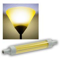 R7s Leuchtstab SLIM 118mm dimmbar daylight 800lm