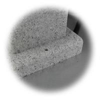 Außensteckdosen mit Montagesockel für Bodenmontage