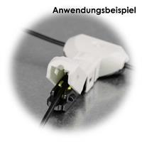 Stromdieb mit Schneide für Leitungen ohne Abisolierung