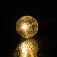 LED Glockenspiel mit warmweiß leuchtender LED