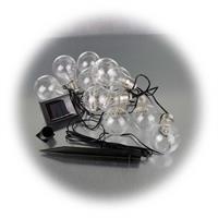 LED Gartenlicht mit Solarpanel und Dämmerungssensor