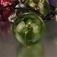 LED Kette in Glühbirnen-Optik für stimmungsvolle Atmosphäre