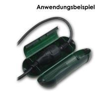 Schutzbox für Kabelsteckverbindungen in 3 Farben