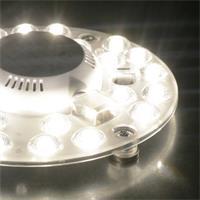 Modul für Deckenleuchten mit 24 hellen SMD LEDs