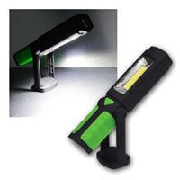 LED Arbeitsleuchte CAL-COB Flex | 6W 440lm | 3x AA