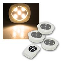 LED under cabinet light | Set of 3 | remote Control