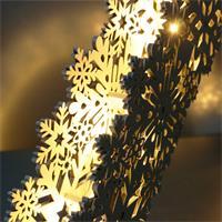 LED Lichterbogen stimmungsvolle Atmosphäre für ein festliches Flair