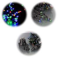 LED-Baumvorhang in warmweiß oder RGB mit 10W/230V
