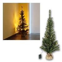 LED Tannenbaum Toppy | 90cm/30 LEDs | Batterie & Timer