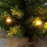 LED-Tannenbaum in 3 Höhen mit Timer