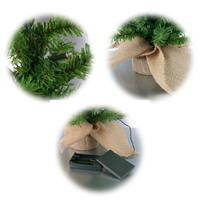 LED Weihnachtsbaum Toppy in 3 Größen mit Timer und Batteriebetrie