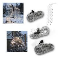LED light bundle CASCADE | 3 lenghts | outdoor| warm white