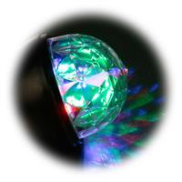 RGB LED Party Licht mit faszinierenden Farbeffekten