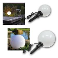 E27 garden ball light CT-GL 20/30| 230V | outdoor | 20/30cm